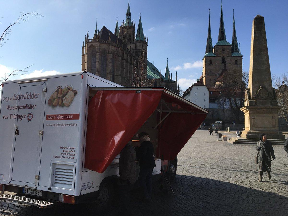 Media Mobil Erfurt woarstferkeapers hashtag on