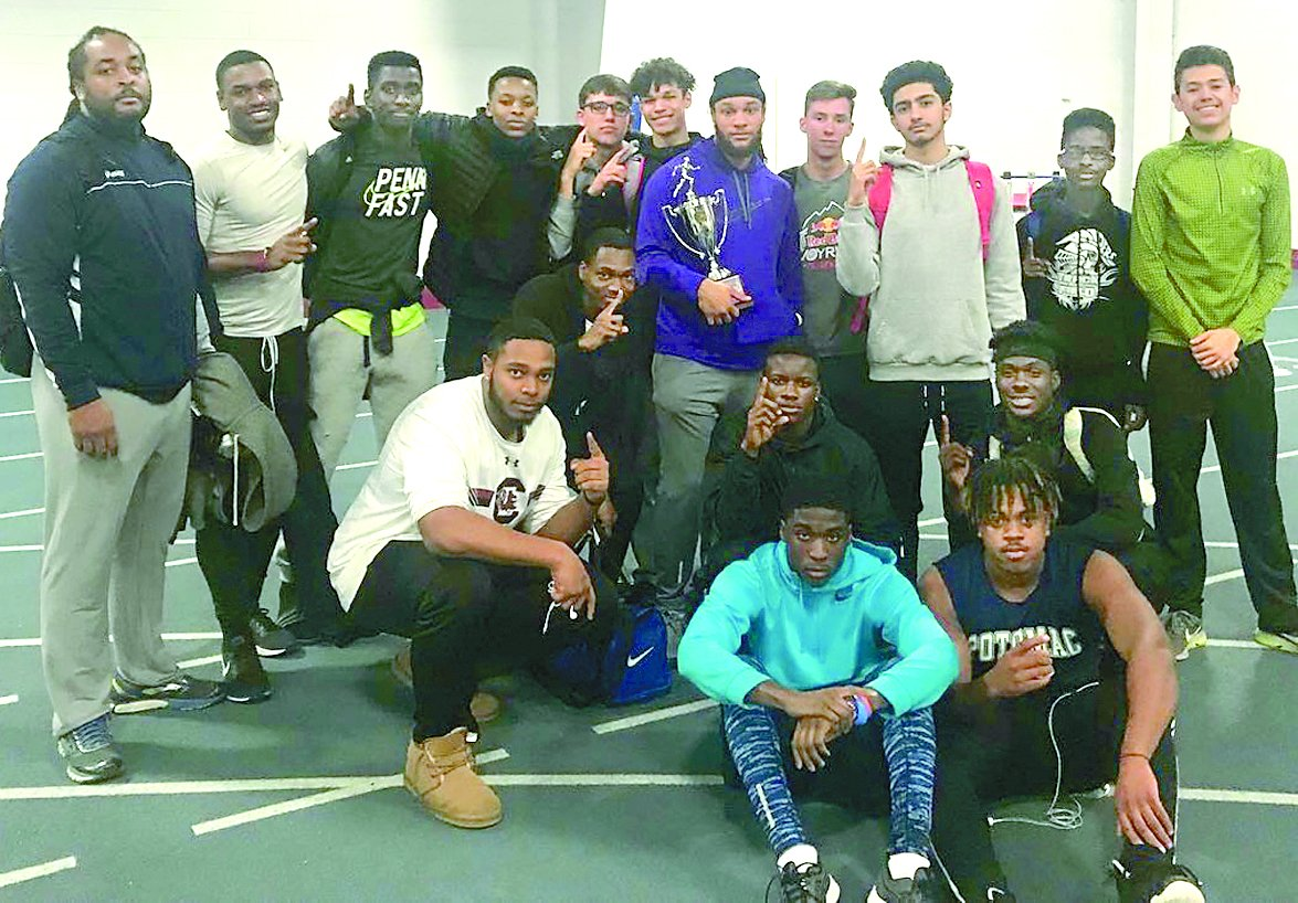 Every point counts as Potomac boys track team looks to capture first indoor state title since 2000 https://t.co/xJLdKVB4Ks