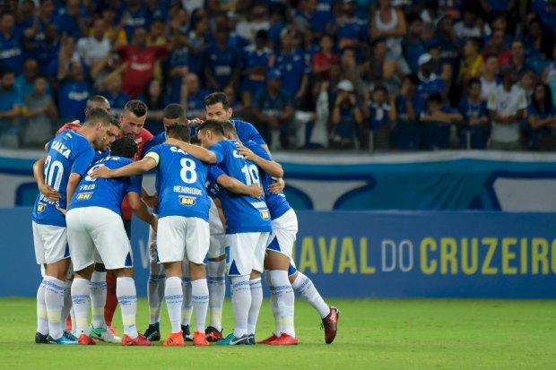Grupo da morte? Cruzeirenses avaliam chave da Libertadores com o Vasco https://t.co/7ZBRHADPaC