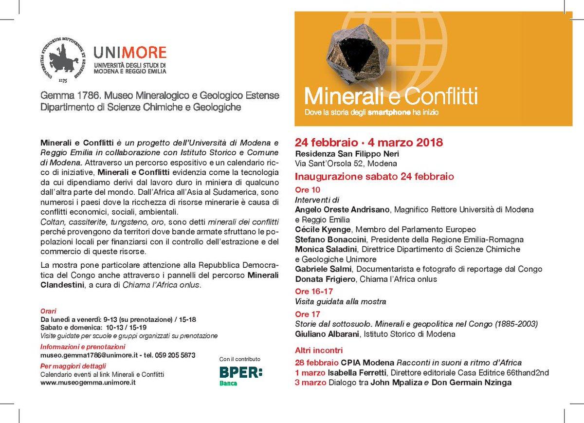 Calendario Unimore.Cecile Kyenge On Twitter Domattina A Modena Per