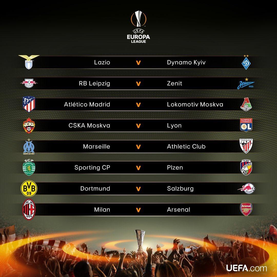 Milan x Arsenal é a Liga Europa dizendo para a Champions: tia, viu como eu cresci?  : )