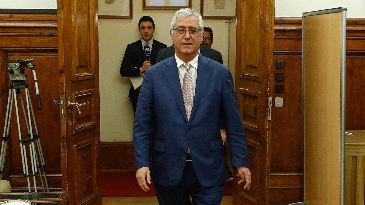 Negrão: 'Abandonarei a liderança do grupo parlamentar se houver uma rebelião' https://t.co/uzgpeWYcxe