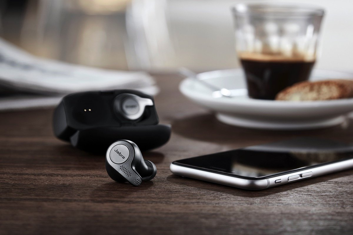 e210919c481 Jabra Elite 65t Bluetooth earbuds with Alexa voice support launched in  India #Jabra #JabraElite65t #JabraElite65tBluetoothearbuds ...
