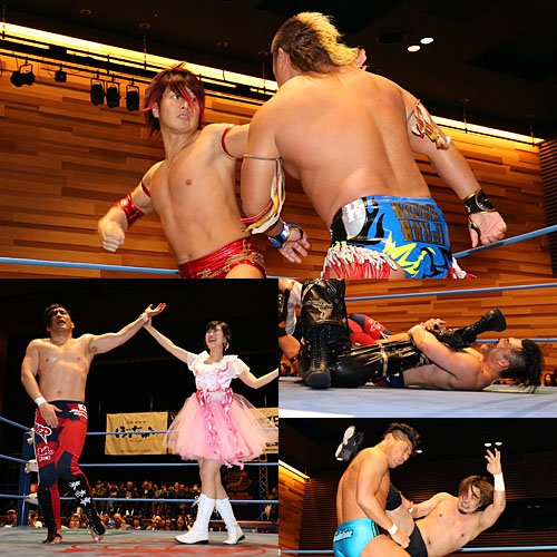 """AJPW: Resultados """"Jr. Battle of Glory"""" Días 7 y 8 4"""