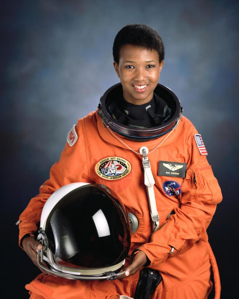 first black astronaut in space - photo #23
