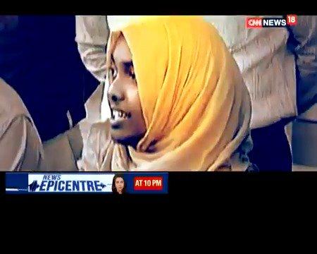 'Is 'love jihad' a political bogey?' Watch #Epicentre with @maryashakil; tweet using #LoveJihadFarce