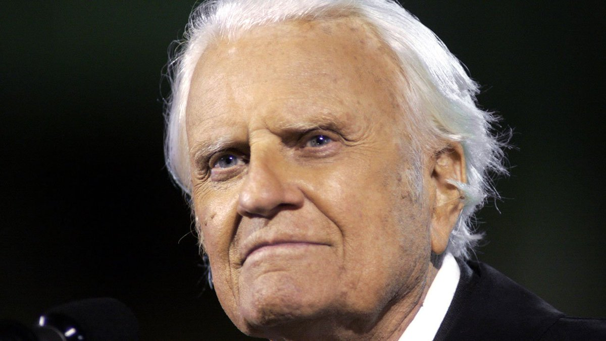 Billy Graham to lie in honor at U.S. Capitol next Wednesday and Thursday: https://t.co/RkzKeUJrne