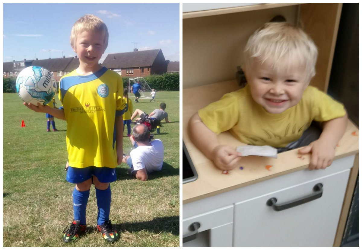 The two young brothers who died in yesterday's collision in #Coventry have been named as Corey and Casper Platt-May.  The boys' mother Louise Platt-May has described her sons here https://t.co/RH16cvjqdp