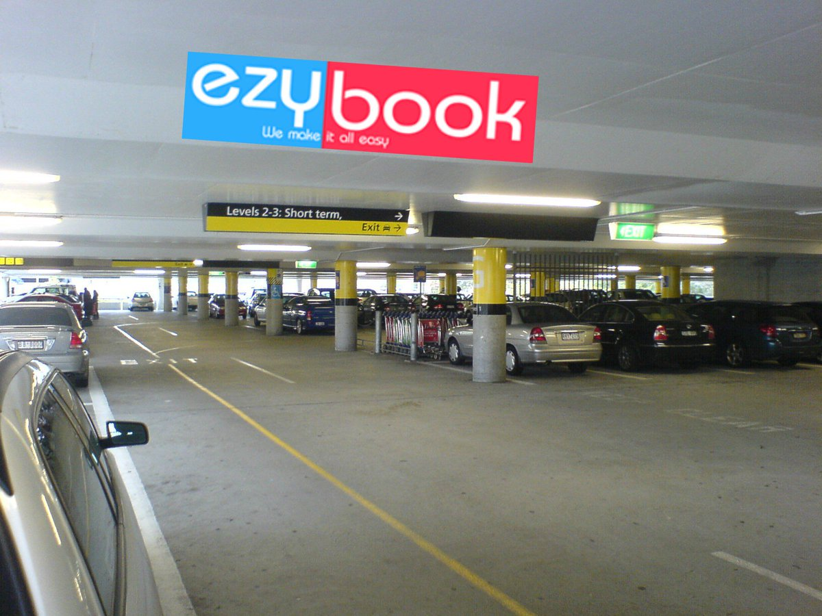 Ezy Book On Twitter Stress Free Experience With Long Stay Parking