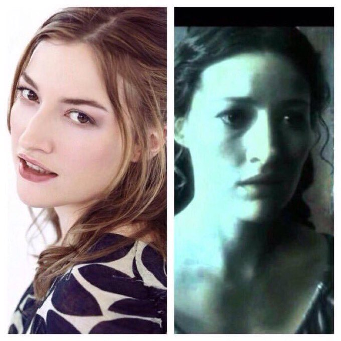 February 23: Happy Birthday, Kelly Macdonald! She played the Grey Lady (Helena Ravenclaw) in Deathly Hallows Part 2.