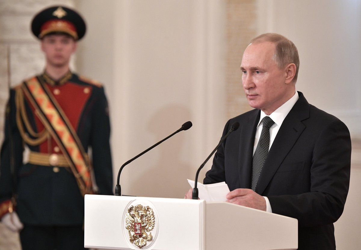 В Кремле вручены государственные награды https://t.co/Sqa0dHzKWR
