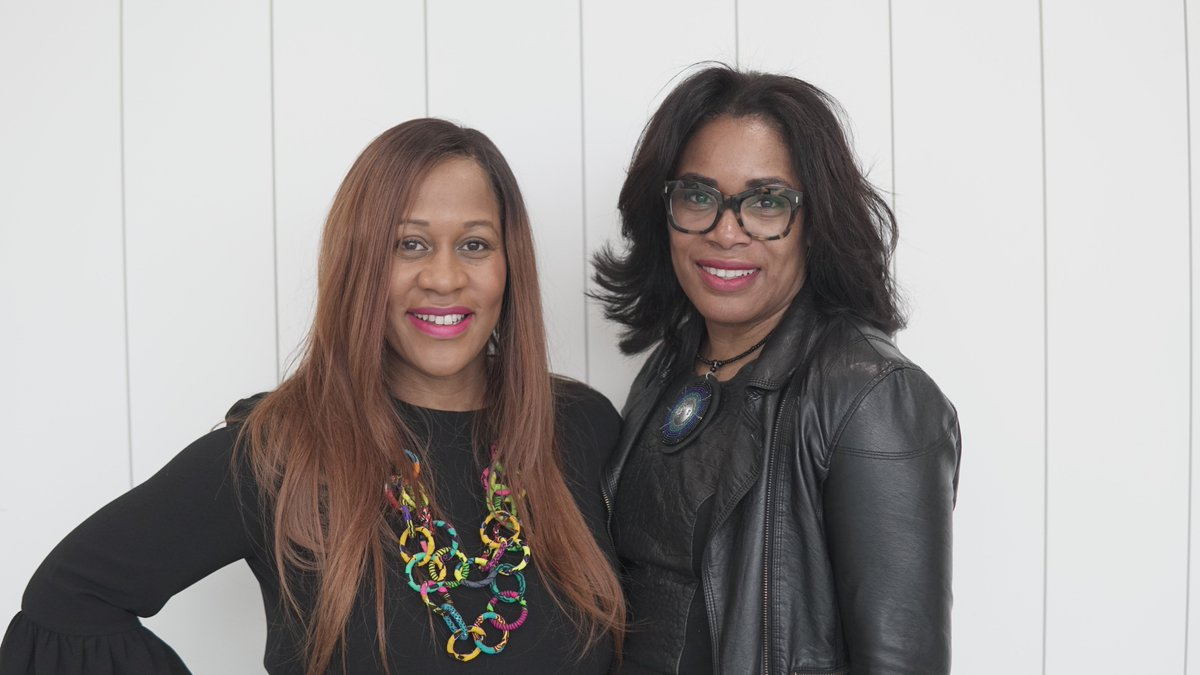 Talking diversity, leadership & personal branding: @Blackett_kt in conversation with @BellanWhite #OgilvyRoots bit.ly/2CeFhUJ
