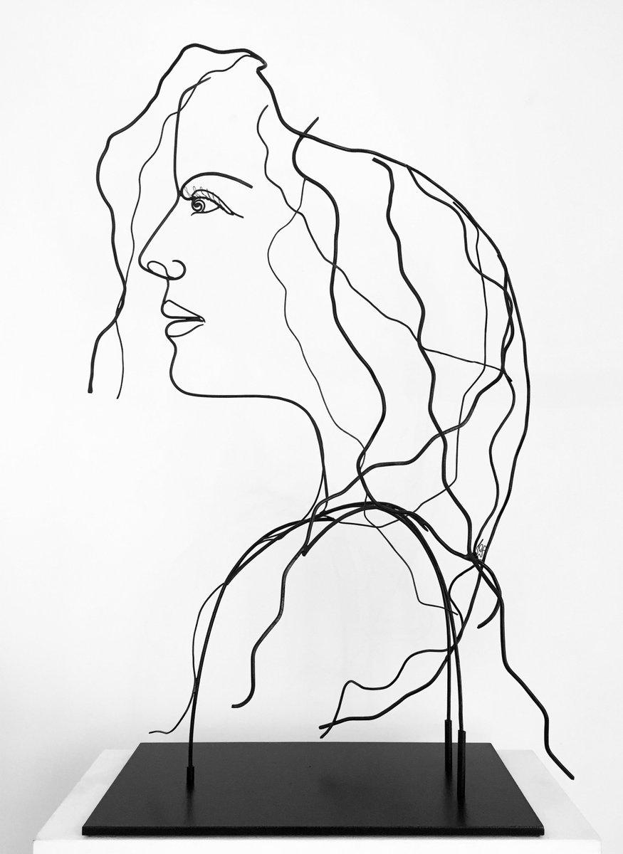 """""""Esprit libre"""" de chez LoR, Inspirée du portrait, du #Courage et de l\"""