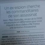 Édition 2 @le_Parisien à l'@IPJdauphine   Ça fait quelque chose de voir son nom sur un journal même pour un exercice !