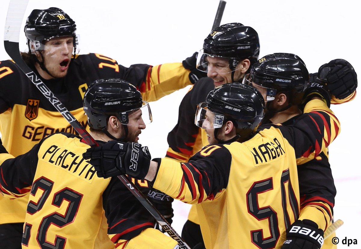 Aktueller Hinweis für Südkorea 🇰🇷: Sensation im #Eishockey. Reisenden wird dringend empfohlen, sich mit #TeamDeutschland 🇩🇪 zu freuen!  Empfehlung für Reisende in Kanada 🇨🇦: Thema Eishockey vermeiden.  #PyeongChang2018 #CANGER @OlympiaMschaft