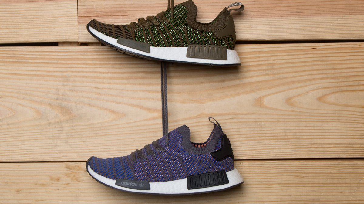 new adi arrivals nmd r1 stealth primeknit now available in men s and womens a697660294