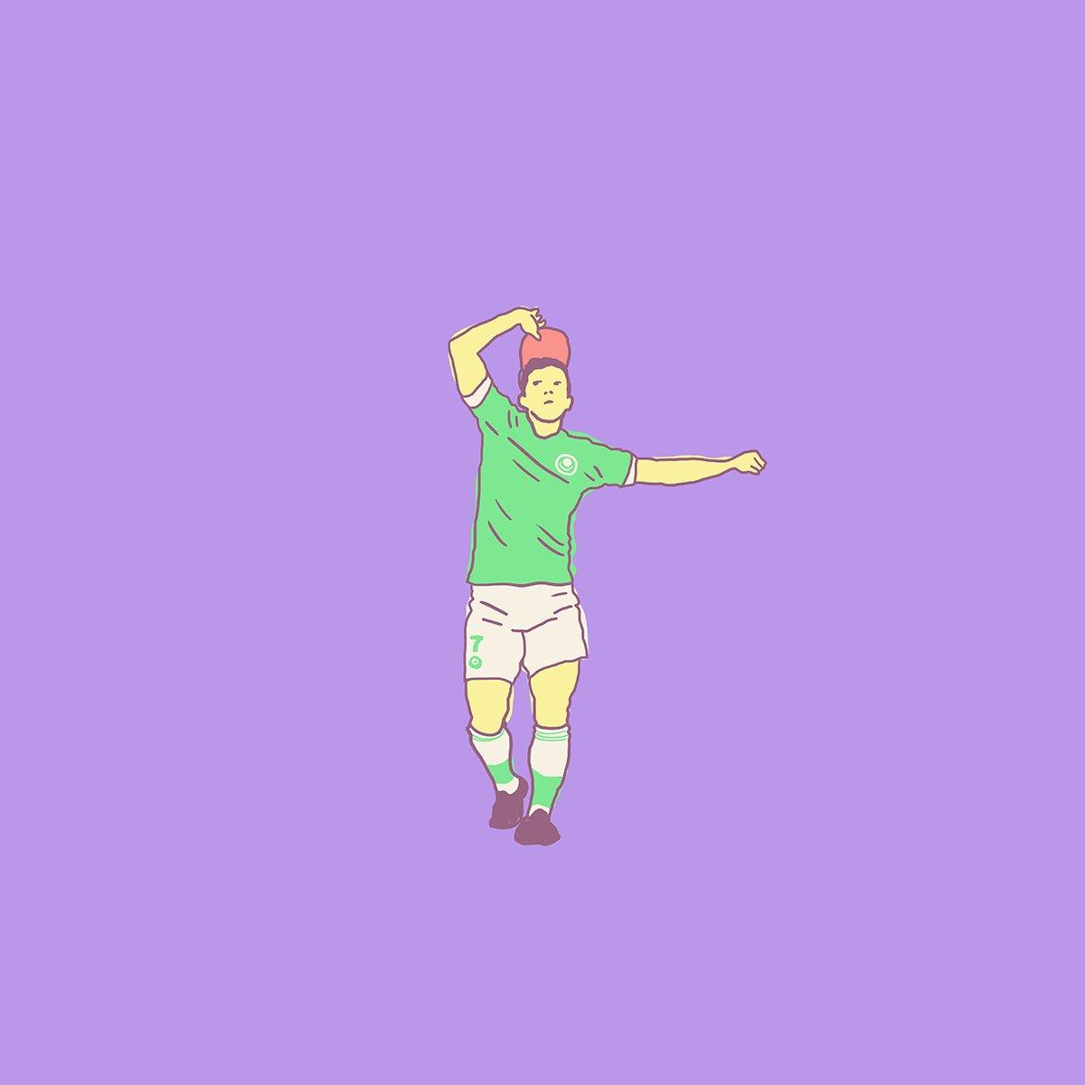 O mais baixo do time faz um gol de cabeça que destrói um tabu. Foi de tirar o chapéu, Dudu! #MemóriaAlviverde #ÉDerby  📷 @declassebr