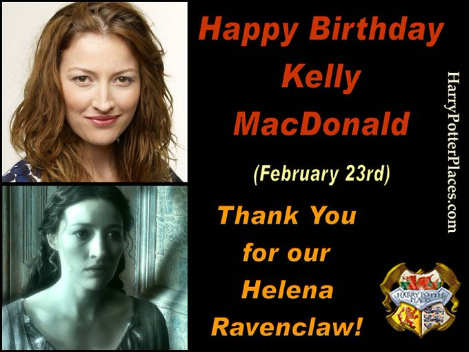Happy Birthday to Kelly MacDonald