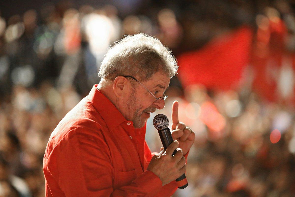 Processos de Lula, Geddel, Cunha e Henrique Alves no DF são transferidos para a 12ª Vara. https://t.co/nNTSmqeW0H 📸Ricardo Stuckert