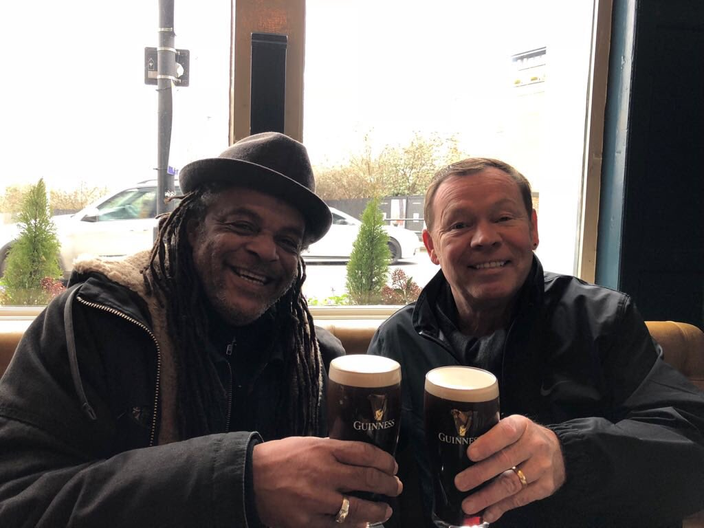 ALI CAMPBELL & ASTRO on Twitter: