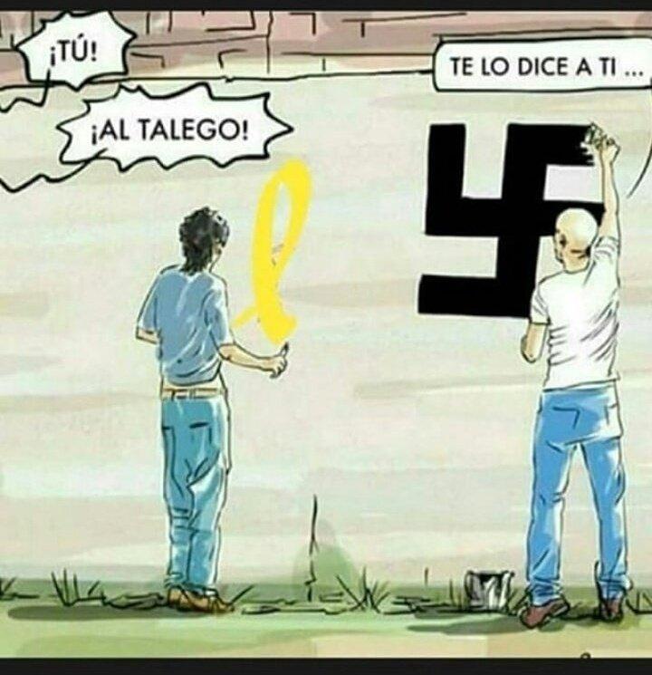 No, no es una viñeta cómica... #CensuraA...
