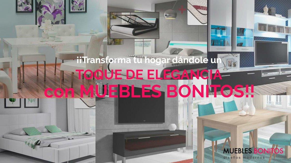 Muebles Bonitos MueblesBonitos Twitter