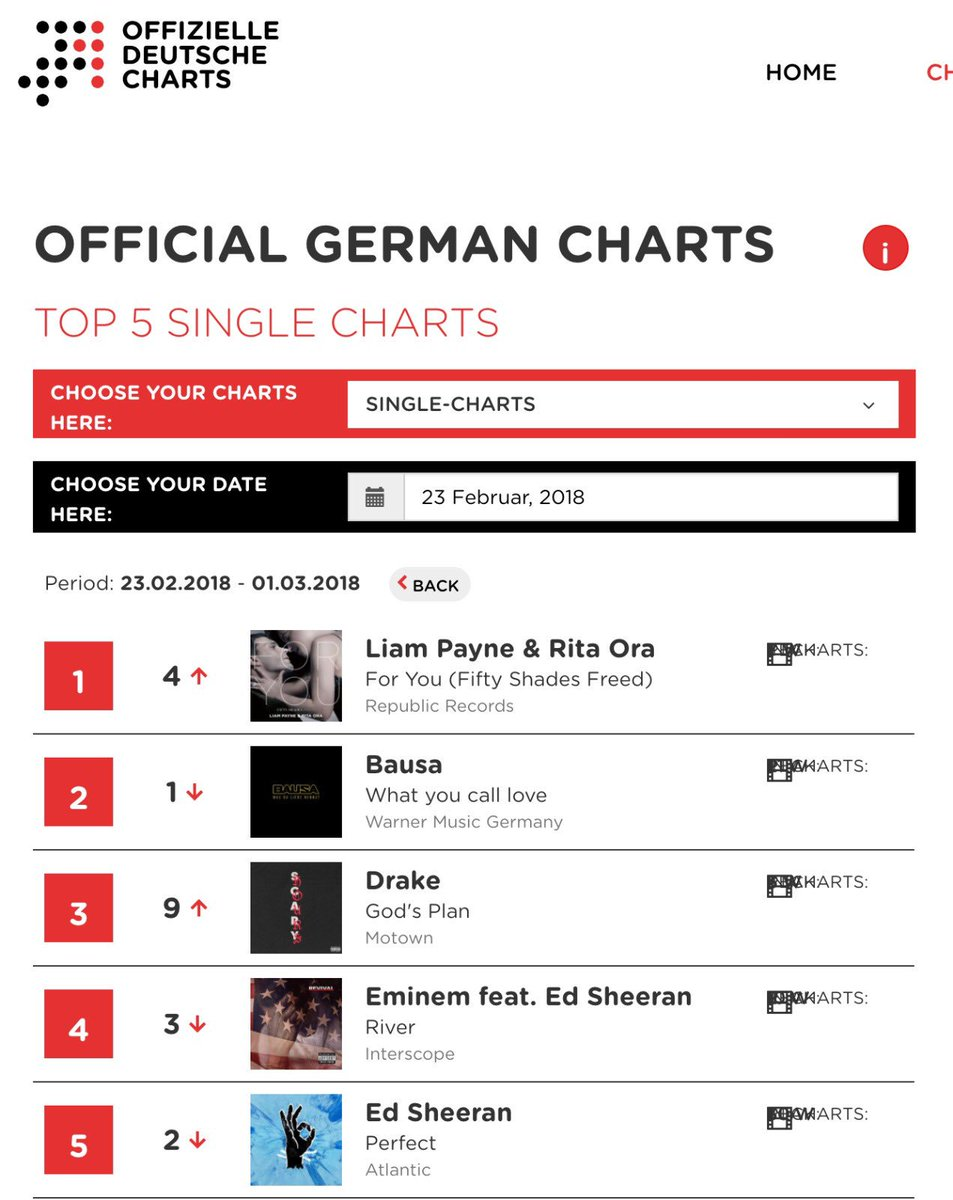 Thank you Germany 🙏🏼🇩🇪 #ForYou @RitaOra