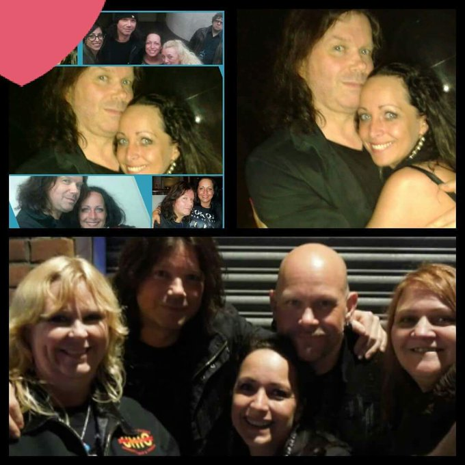 Happy birthday John norum, hope you have a great day x