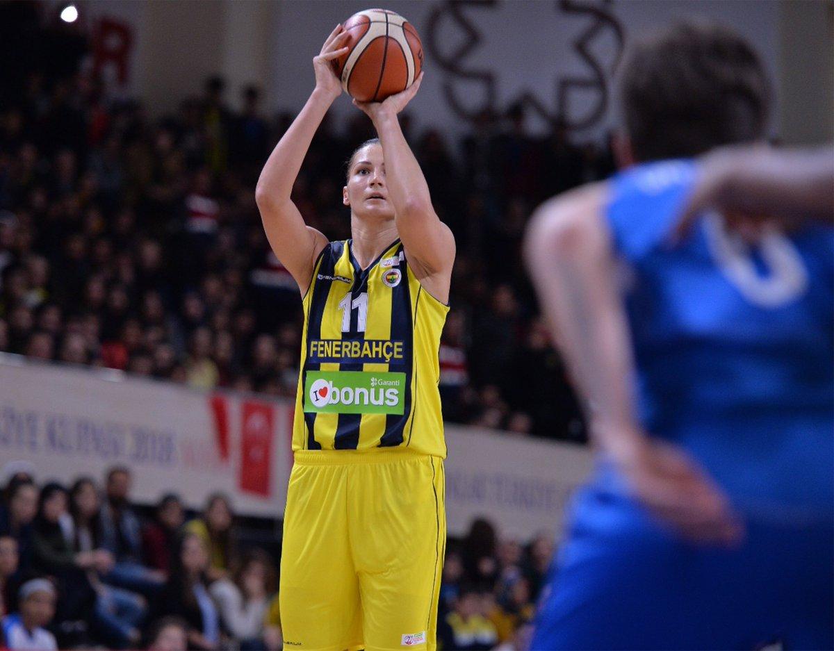 İlk Yarı Sonucu | Fenerbahçe 32-38 Hatay...