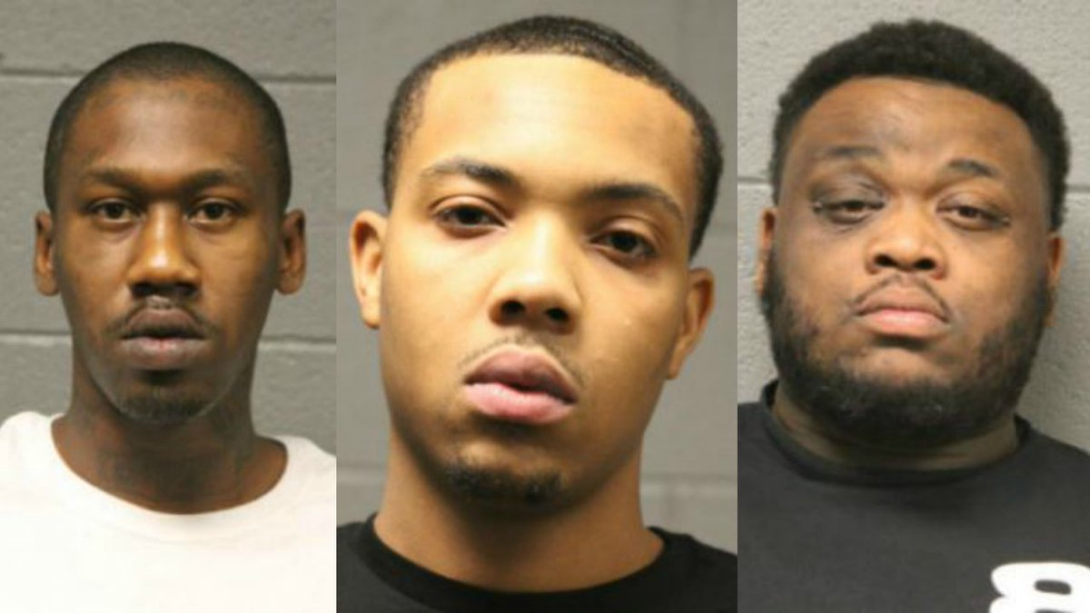 Rapper G Herbo, 2 others charged with illegal gun possession after South Loop traffic stop https://t.co/yWjlC2xlpM