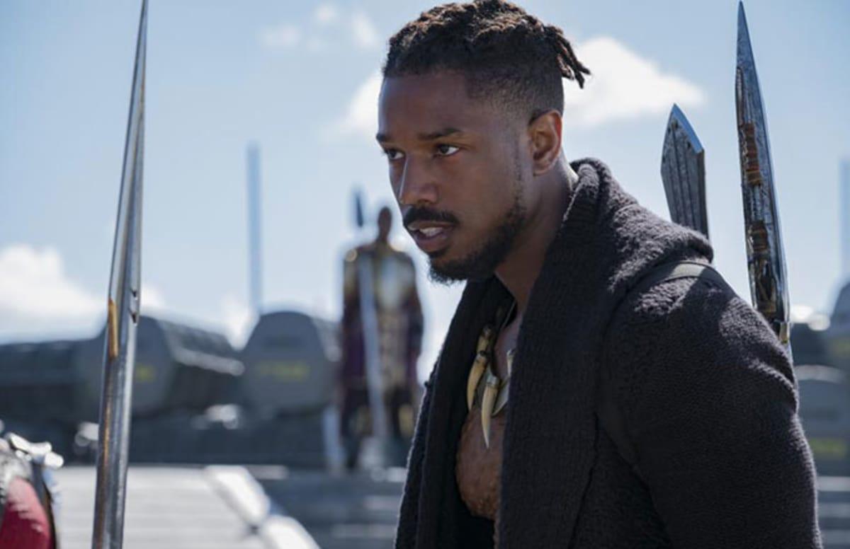 🙌🏾 All hail Killmonger –the best superhero villain since Heath Ledger's Joker: https://t.co/lFOeLAlVlw