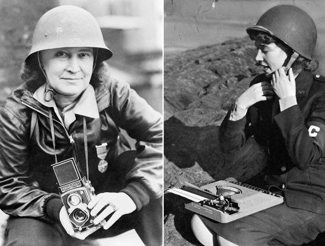 Mujeres en el frente: un homenaje a 23 reporteras de guerra https://t.co/gF307yEnw1