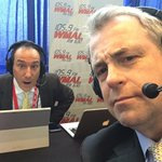 Image for the Tweet beginning: On @WMALDC with the great