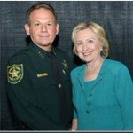 Image for the Tweet beginning: Sheriff Israel is a despicable