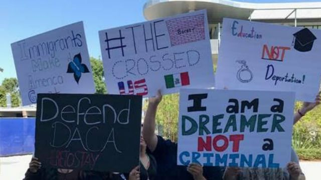 Deporting Dreamers Called 'Disastrous' for San Diego Economy. https://t.co/wqVTminMnD