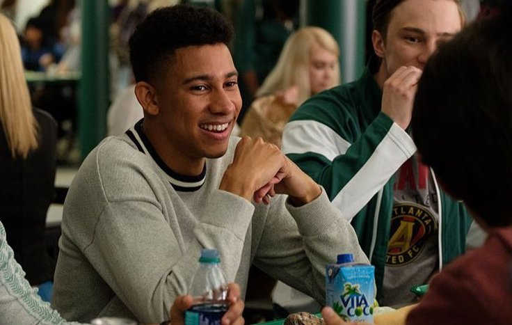 Keiynan Lonsdale is so charming and winning and sublime in #LoveSimon. This kid is a movie star.