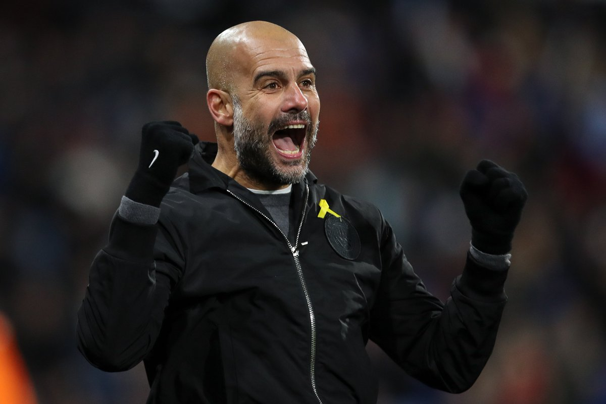 The FA has charged Pep Guardiola for wearing a yellow ribbon during games.  Hes been cited for for wearing a political message. es.pn/2HG8NCg