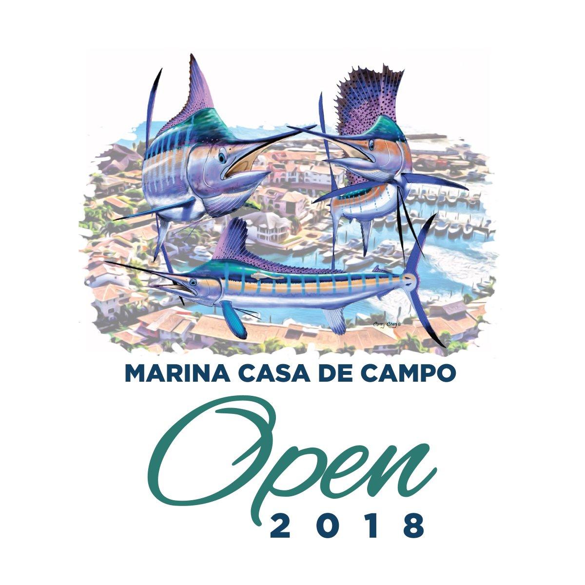 Marina Casa de Campo Open March 8th -10th, 2018. https://t.co/nEZGzMFS9h