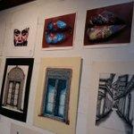 Image for the Tweet beginning: Bujumbura accueille l'art d'Afrique de