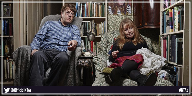 Yes! #NTAs award winning @C4Gogglebox is back with our favourite TV critics... Friday nights just got better!
