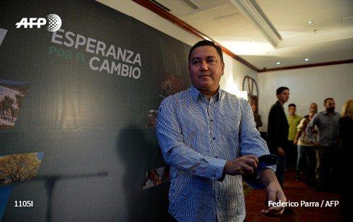 Venezuela: un pasteur rêve de détrôner Maduro à la présidentielle https://t.co/Uru3Fy7Eq3 par @alexanderm1976 #AFP