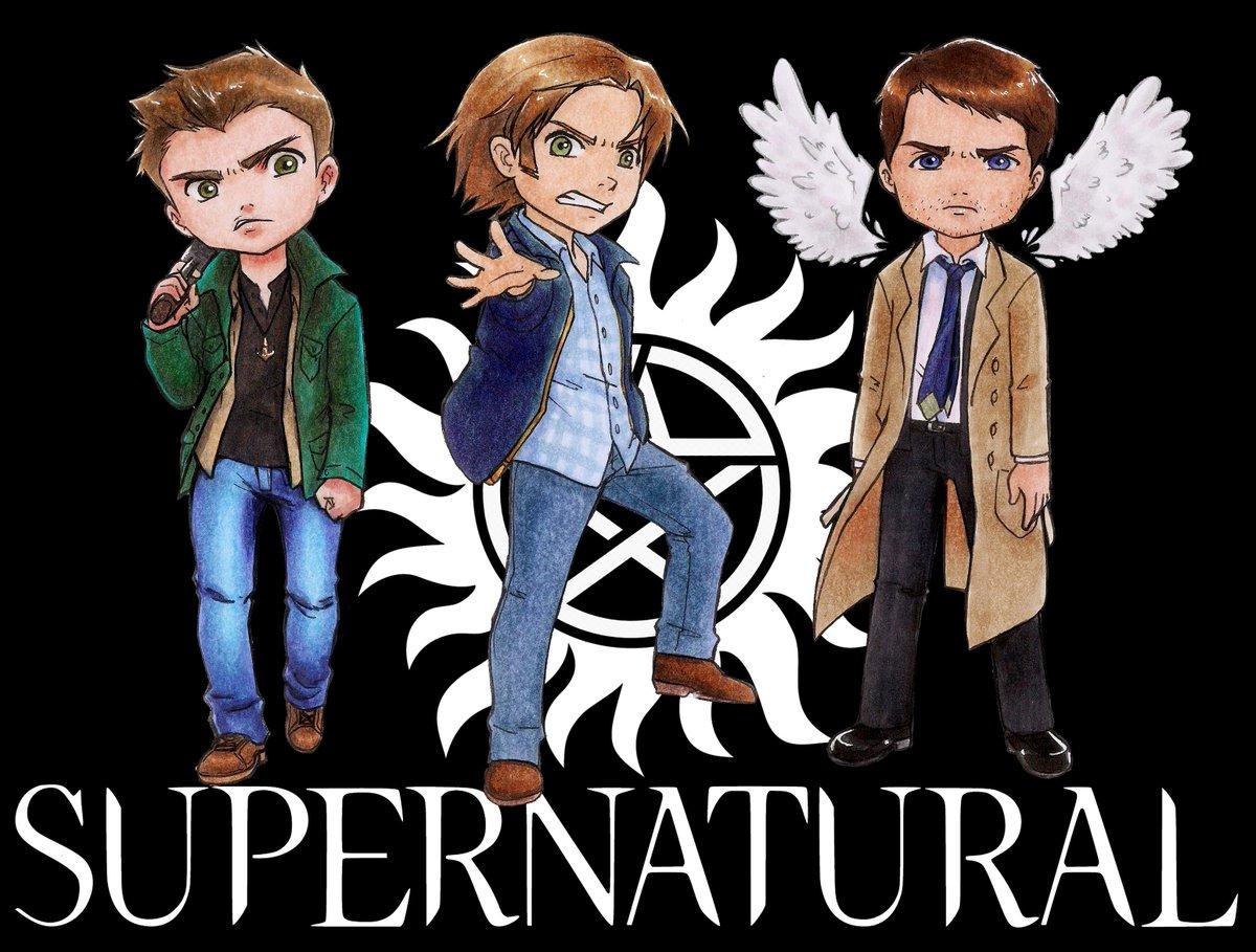 Sabina Daldovo On Twitter Supernatural Dean Deanwinchester Sam