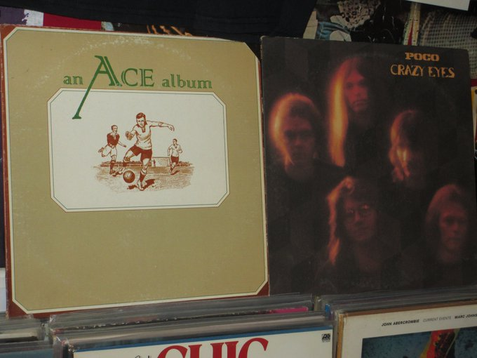 Happy Birthday to Tex Comer of Ace & Rusty Young of Poco