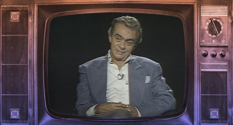 Chico Anysio, o mestre do humor brasileiro, no #RecordarÉViver https://t.co/FybGuO4mxB 📷TVBrasil