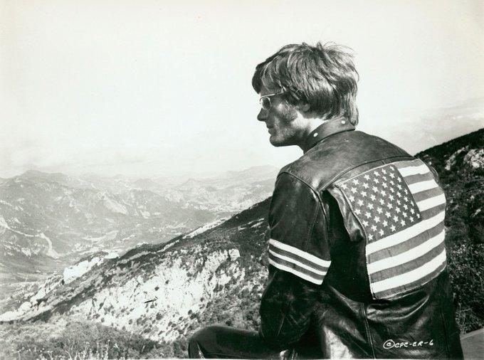 Wishing Peter Fonda a happy 78th birthday!