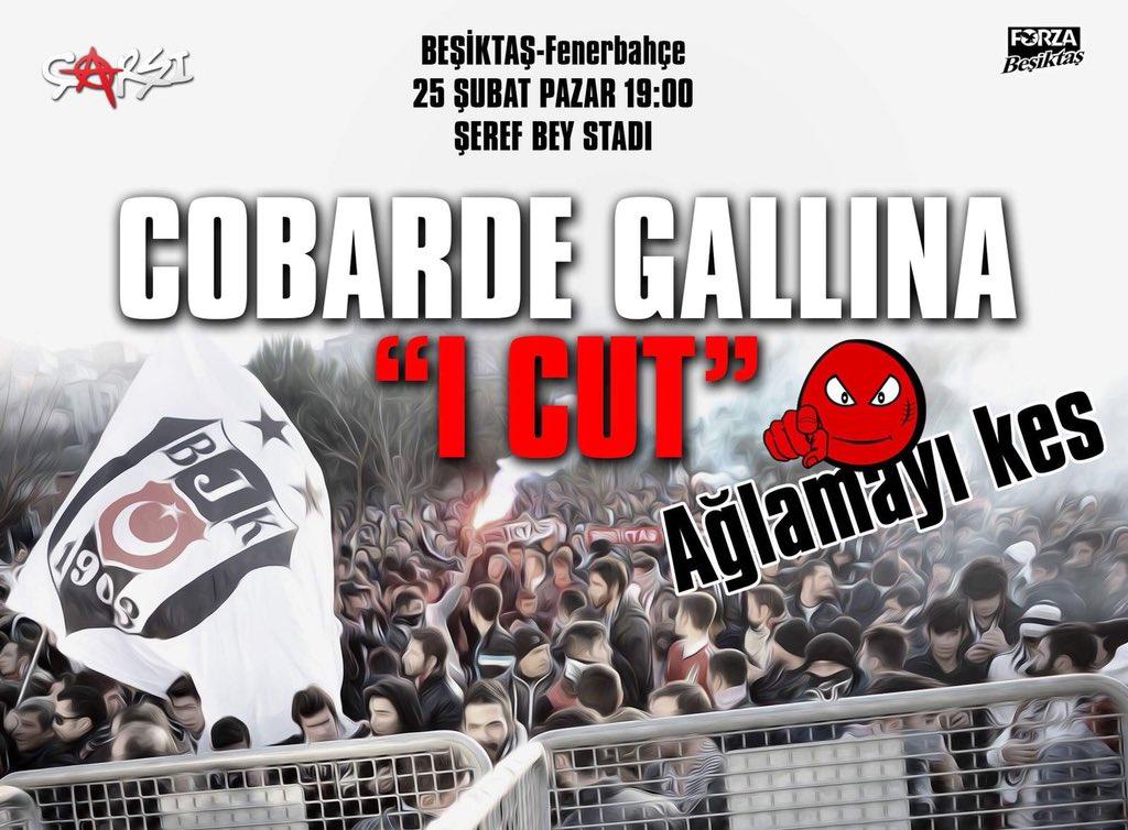 Ağlamayı bağlamayı kes I cut #Beşiktaş #...