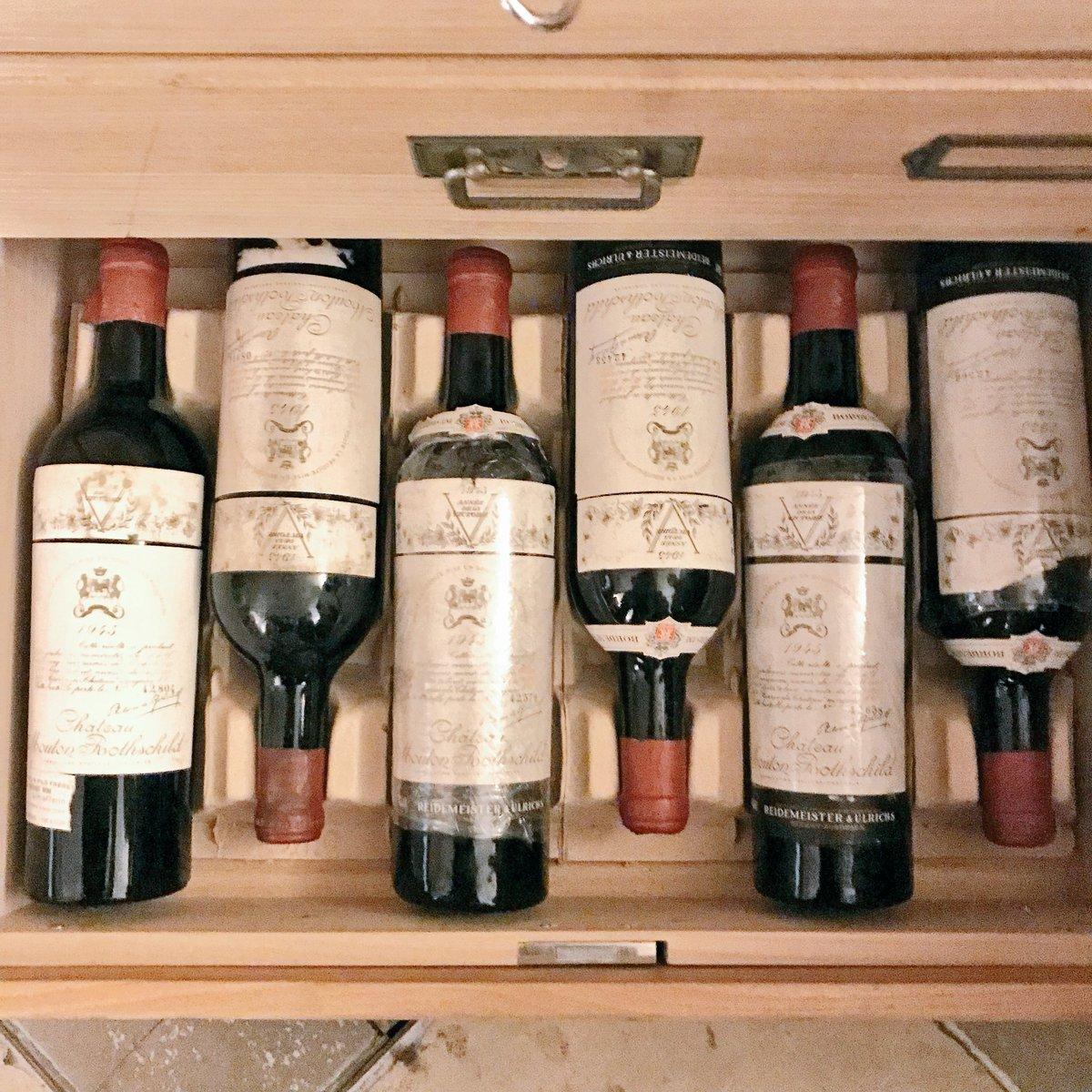 Palais Colberg Vienna 60000 Bottles Approx Worth EUR25m 6L Btl DRC EUR125k 82 Cheval Blanc OMG 45 Victory Ch Mouton