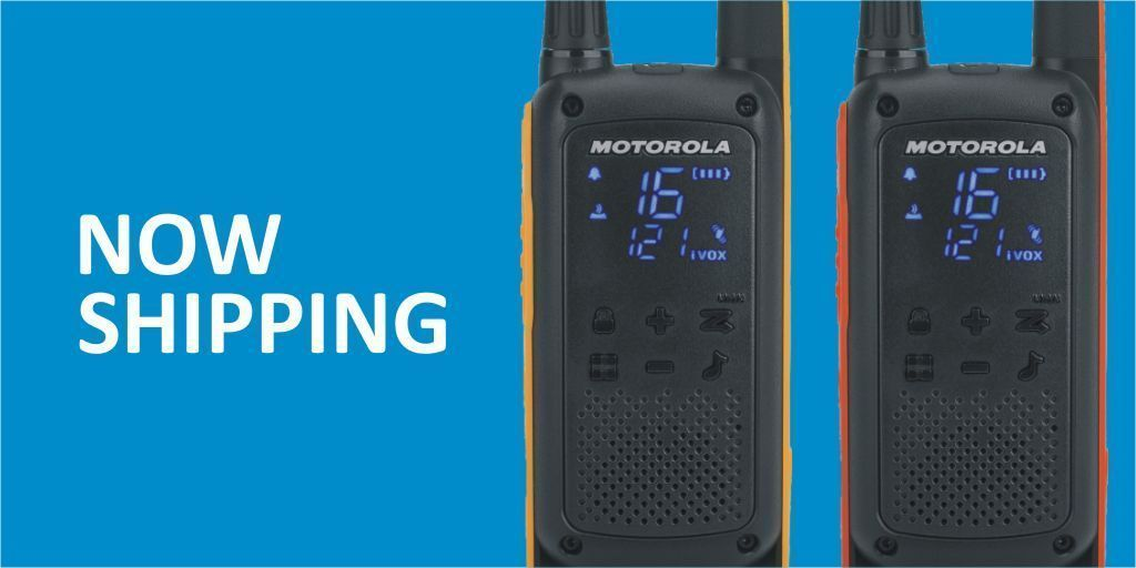 #446Friday NOW SHIPPING! New @MotSolsEMEA #Walkietalkies - T82 and T82 Extreme https://t.co/hX1njCvSMN #heretosupportyou #pmr446 #licencefree