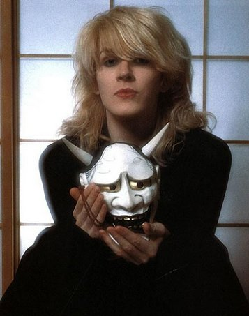 HAPPY BIRTHDAY...  My Respect  David Sylvian singer with British group Japan .