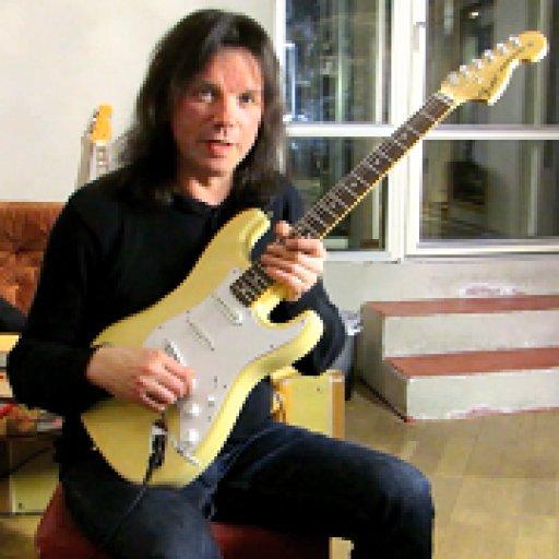 guitar player turned 54 today. Happy Birthday John.